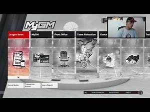 NBA 2K17 - IS MYGM WORTH PLAYING THIS YEAR?! MYGM VS MYLEAGUE