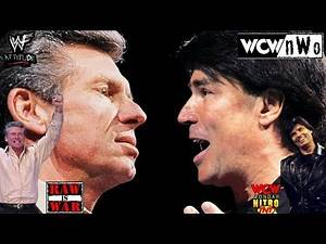Vince McMahon vs. Eric Bischoff - Who Really Won The WWF vs. WCW War? SURPRISING RESULTS