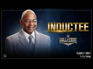 Teddy Long Joins WWE Hall of Fame Class of 2017