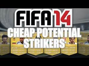 FIFA 14 ULTIMATE TEAM CHEAP POTENTIAL STRIKERS!