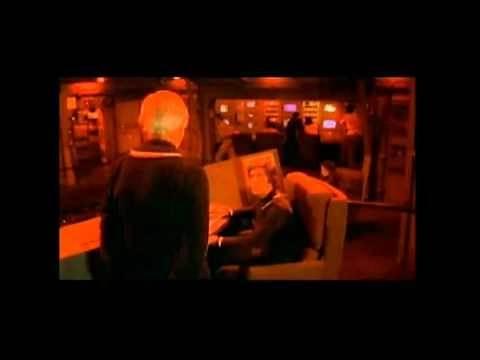 Fan edit of Battlestar Galactica - Baltar discovers the Battlestar Pegasas