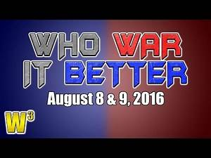 Raw & Smackdown: Who Won This Week? | Who War It Better