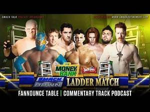 WWE Money in the Bank 2011 SmackDown Ladder Match Commentary Track (Fannounce Table | Smack Talk)