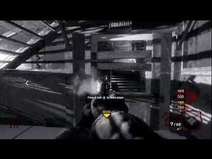 """Call of Duty Black Ops : Live Zombies on Ascension """"New Zombie Map"""" part 1"""