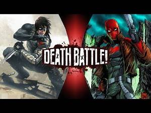 Death Battle Winter Soldier vs Red Hood Prediction (Marvel vs DC)