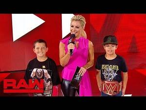 "Young WWE fans square off in ""What's My Name?"": Raw Exclusive, June 17, 2019"