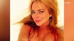 Lindsay Lohan is speaking in a strange new accent