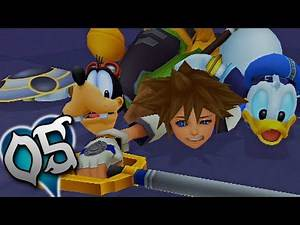 Kingdom Hearts: Final Mix - Part 5 - The Keyblade's Chosen - Kingdom Hearts HD 1.5 ReMIX