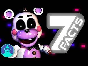 7 Freddy Fazbear's Pizzeria Simulator Facts You Should Know!!! | The Leaderboard