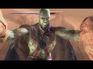 Injustice: Gods Among Us - Martian Manhunter Intro, Super Move, Victory Pose and Ending (HD)
