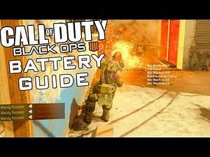 COD Black ops 4 BATTERY specialist GUIDE