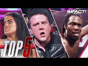 Top 5 Must-See Moments from IMPACT Wrestling for Dec 10, 2019 | IMPACT! Highlights Dec 10, 2019