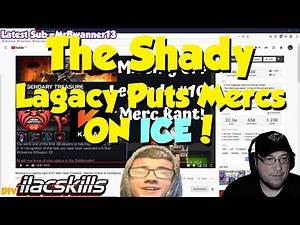The Shady : Lagacy Puts The Mercs ON ICE! Calls Out Kabam...   Marvel Contest of Champions