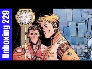 Chrononauts #1, Silk #2, Future's End #46, more! Unboxing Wednesdays 229