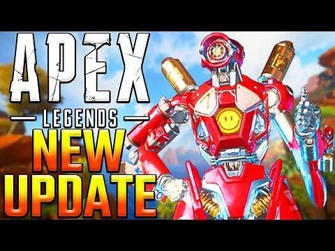 Apex Legends Update Patch Notes! Server Crash Fix Ranked Penalty Loss Forgiveness