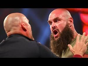 Real Reason WWE Suspended Braun Strowman