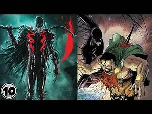 Top 10 Super Villains Too Scary For The MCU - Part 3