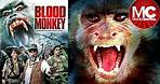Blood monkey pelicula de terror animal