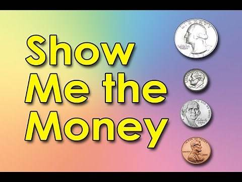 Money Song | Show Me the Money | Coin Song | Educational Songs | Jack Hartmann