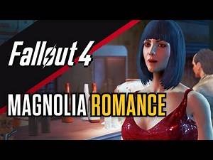 Fallout 4 - Magnolia Romance (happy ending)