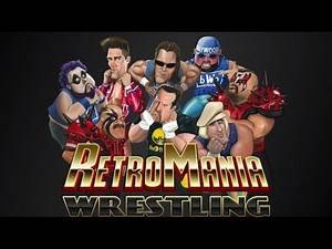 RetroMania Wrestling Confirmed for Nintendo Switch Release in 2020