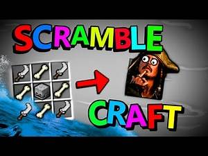 "Minecraft Scramble Craft - ""BEST TRADE EVER!!!"" - Minecraft Scramble Craft SMP"