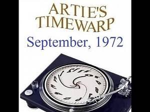 Dozens of Pop Music Hits from September, 1972