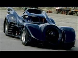 Creating Batmobile 1989 'Batman' Behind The Scenes