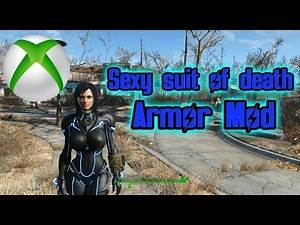 Fallout 4 - Sexy Suit Of Death Armor Mod Hidden in WIP (DOWN)