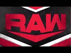 WWE Raw (Performance Center) Intro - Animation