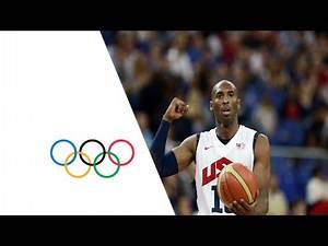 Basketball Men's Quarterfinals USA v AUS - Highlights | London 2012 Olympics