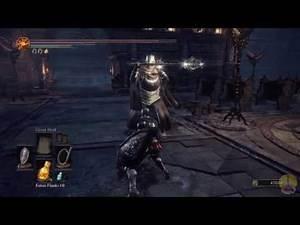 Dark Souls 3 Whip review/showcase