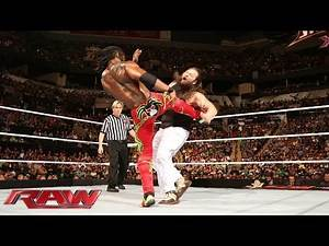 Kofi Kingston vs. Bray Wyatt: Raw, March 17, 2014