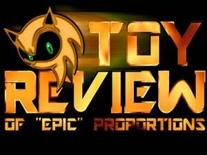 """Toy Review 34, Jakks Pacific TNA """"Deluxe Impact!, I"""" Sting"""