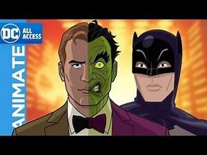 Adam West's Return to Batman & William Shatner's Two-Face