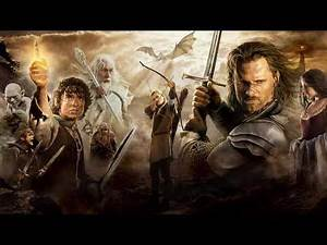 MOVIE STUDY: THE LORD OF THE RINGS: THE RETURN OF THE KING (AUDIO ONLY)