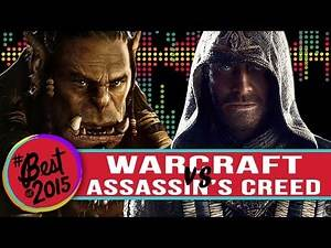 Warcraft vs Assassin's Creed: Most Anticipated Video Game Movie 2016