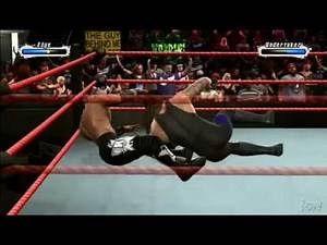 Smackdown vs Raw 2009 Edge Entrance and Finisher