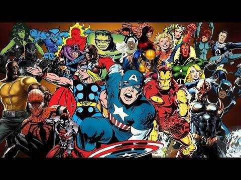 Every Avenger Ever