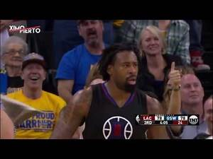 LA Clippers vs Golden State Warriors Full Game Highlights February 23, 2017 2016 17 NBA