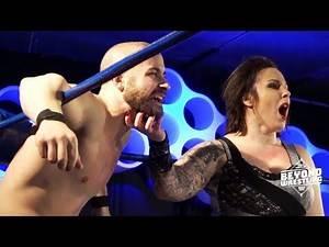 [Free Match] LuFisto vs. John Silver | Beyond Wrestling #SpiritOf76 (Intergender, Mixed Match)