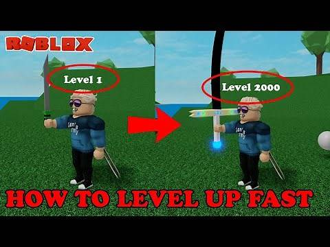 How to level up fast in Glue Piece Roblox