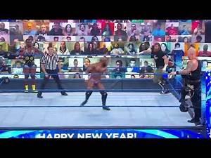 Big E & Apollo Crews vs King Corbin & Sami Zayn (Full Match)