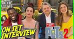 THE SECRET LIFE OF PETS 2   On-studio Interview with Cast & Director