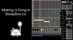 I Made a Video Game Theme in BeepBox.co || Shady Cicada