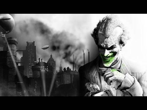 The Joker City - Batman Arkham City All The Joker's Scenes and Appearances