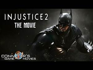 Injustice 2 - Batman Version (2017) | Game Movie