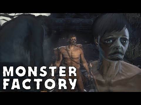Making a physical manifestation of the word 'meh' in Dark Souls 3 EXTREME EDITION | Monster Factory