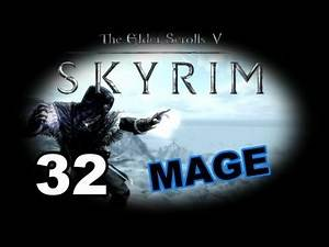 Skyrim [Storm Mage | Legendary] - Part 32 -- Become Ethereal