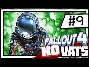 HAZMAT SUIT! [9] Fallout 4 NO VATS   SURVIVAL DIFFICULTY   CHALLENGE PLAYTHROUGH